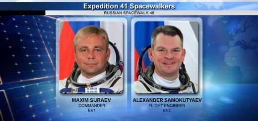 Suraev e Samokutyaev