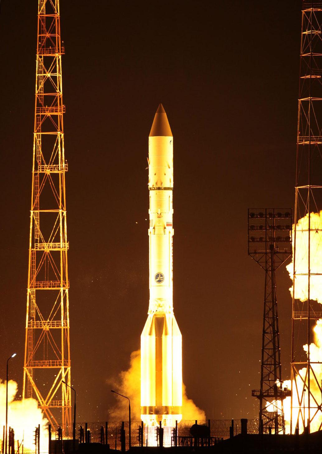 International Launch Services annuncia nuove versioni per il Proton