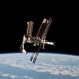 ISS, Shuttle e ATV