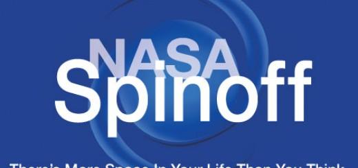 NASA Spinoff logo (C) NASA.