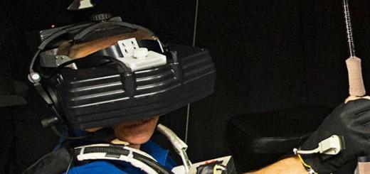 Realtà virtuale. Credit: Riccardo Rossi
