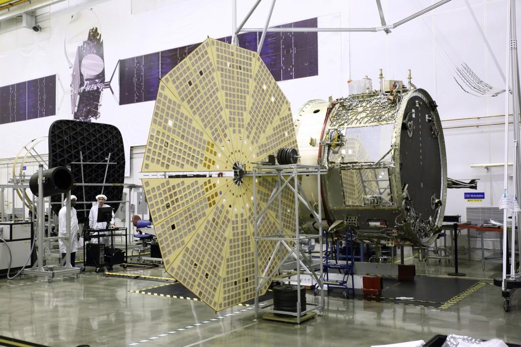 Lancement Atlas V - Cygnus OA-4 (ex Orb-4) - 6 décembre 2015 Cygnus_Service_Module-1024x683