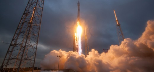 Cygnus OA-4 launch.