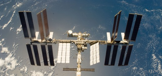ISS Credits: NASA
