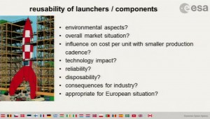 I fattori della riutilizzabilità - (C) ESA