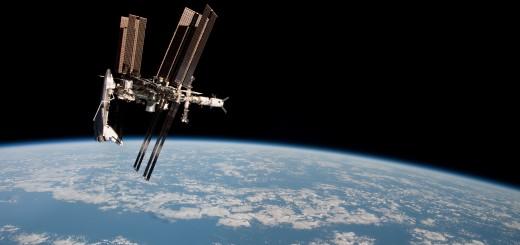 ISS, Shuttle ed ATV