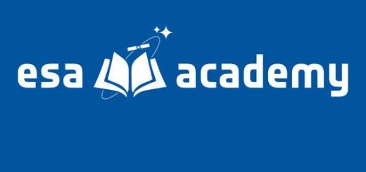 ESA Academy Logo (C) ESA