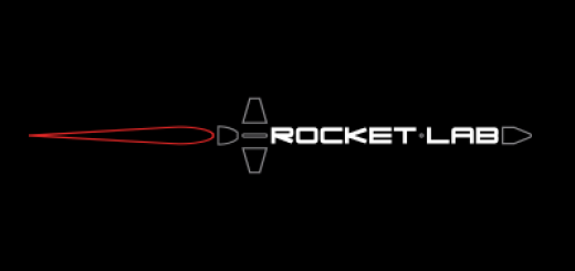 Rocket Lab logo (C) Rocket Lab.