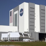 Il VAB al Kennedy Space Center. Credit: NASA