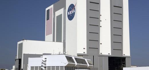 Il VAB al Kennedy Space Center. Credit: NASA