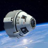 Immagine pittoresca del veicolo CST-100 prodotto da Boeing (C) NASA