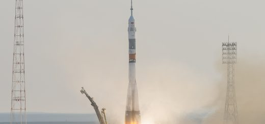 Expedition 48-49 Launch