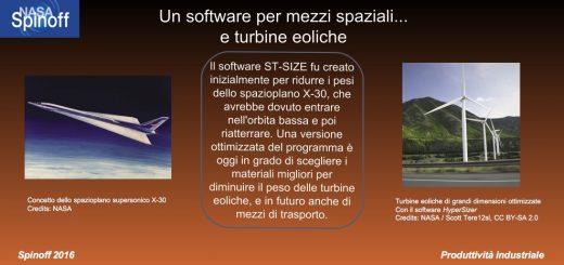Software per turbine eoliche presentazione