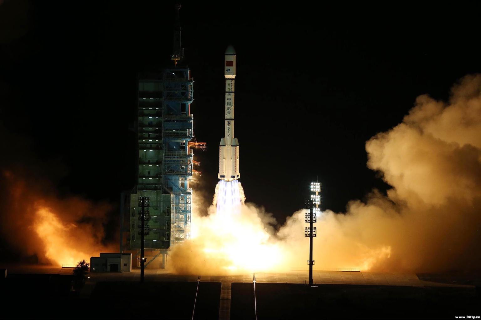Lanciata la nuova stazione spaziale cinese Tiangong-2