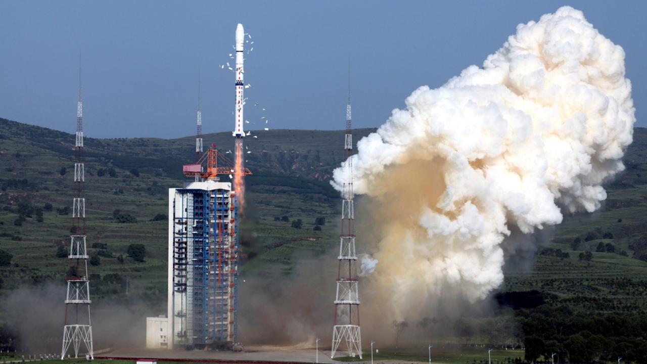 Un lancio cinese potrebbe avere avuto dei problemi
