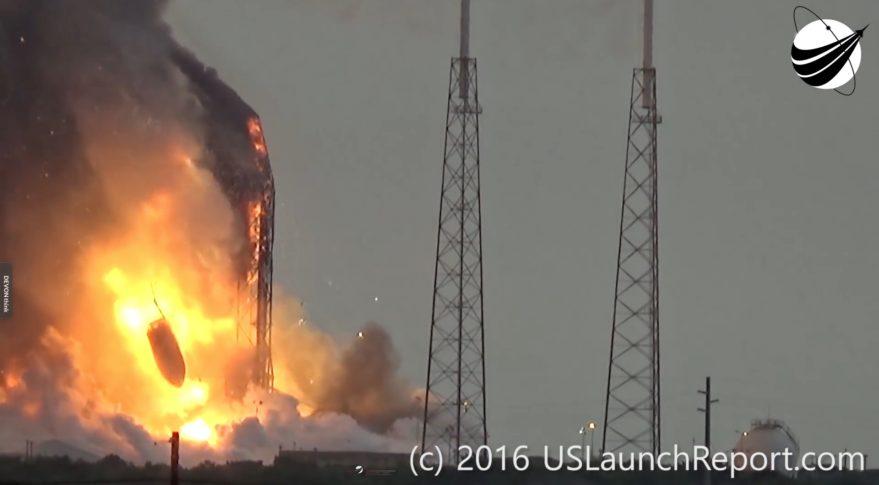 Incidente SpaceX, gli ultimi aggiornamenti